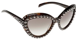 Prada New Prada Ornate sunglasses PR31QS havana