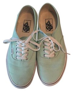 Vans Green Athletic