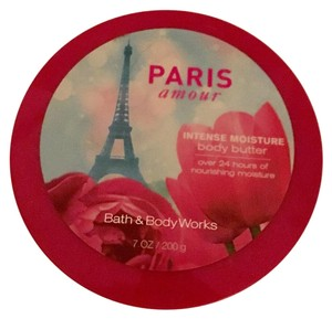 Bath and Body Works Paris Amour Body Butter