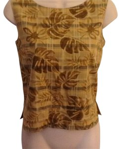 Tommy Bahama Top Tan