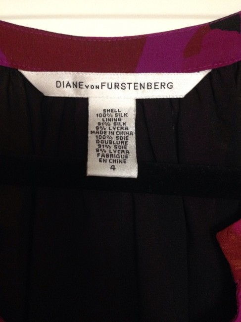 Diane von Furstenberg Top Multi-color