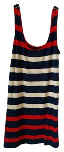 Marc by Marc Jacobs short dress Navy, orange, cream Summer on Tradesy