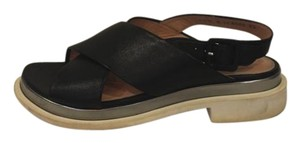 Robert Clergerie Caliba Black Sandals