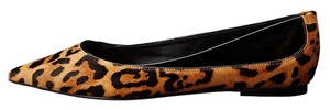 Ralph Lauren Collection Leopard Ballet Flats