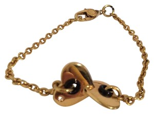 Marc by Marc Jacobs Gold Heart