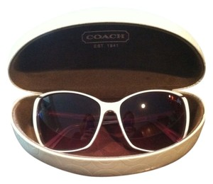 fcc64dfd7be4 Coach Coach S3006 Sunglasses With Case & Cleaning Cloth