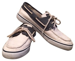Sperry blue and white Athletic