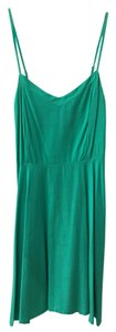 Old Navy short dress Emerald Straps A Line on Tradesy