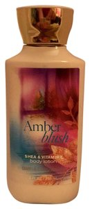 Bath and Body Works Amber Blush Body Lotion