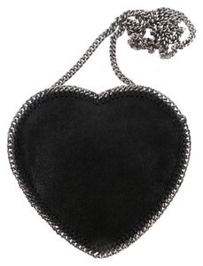 Stella McCartney Heart Chain New Vegan Cross Body Bag