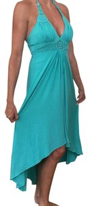 Turquoise Maxi Dress by Sky