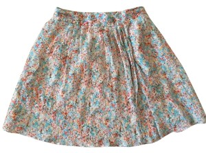 J.Crew Skirt multi-color