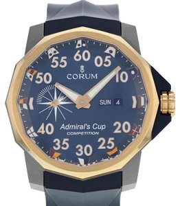 Corum Corum Admiral's Cup 947.933.05.0373.AB32 Gold & Titanium Watch (13586)