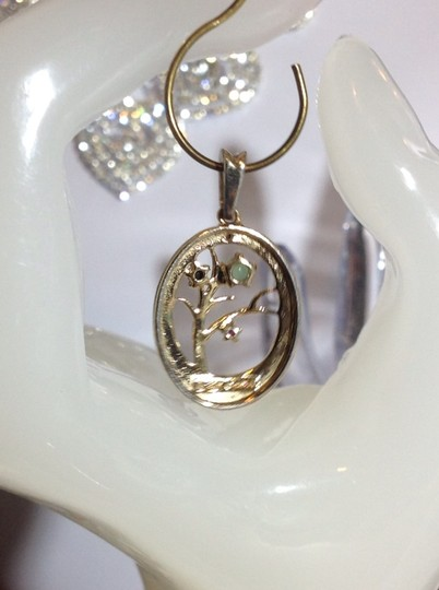 Unknown 925 China sterling Silver Yellow Gold Plated