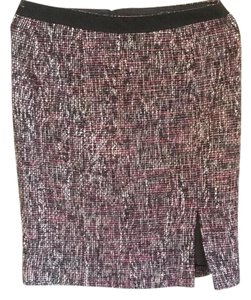 Rebecca Taylor Skirt Pink tweed