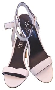 BCBG Paris White Formal