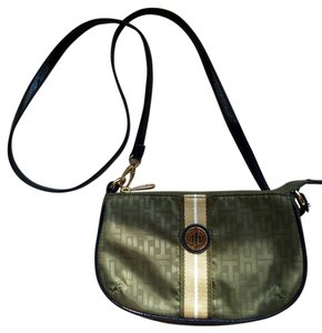 Tommy Hilfiger Nylon Sporty Purse Cross Body Bag