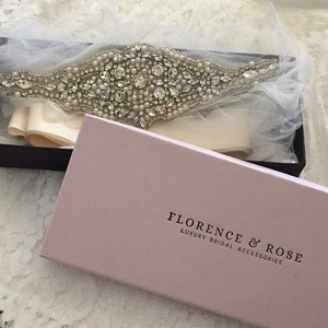 Florence & Rose Bridal Sash