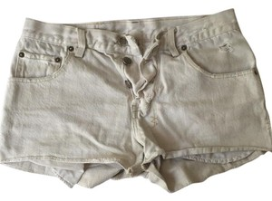 Ksubi Mini/Short Shorts White