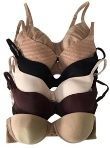 Victoria's Secret 6-Lined Bras 34C