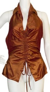 Randolph Duke Top orange