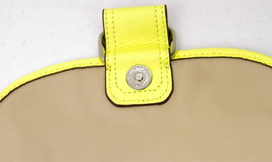 Gap Leather Neon Spring Summer Cross Body Bag