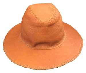 Fendi FENDI LEATHER HAT