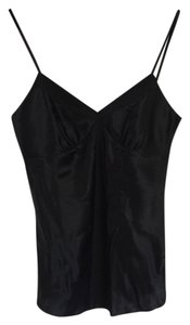 Express Silk Top Black