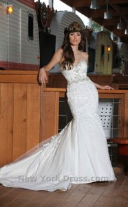 DaVinci Bridal 50314 Wedding Dress
