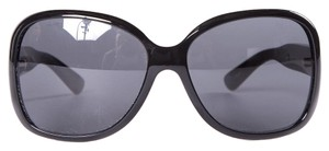 Prada Prada Black Square Frame Sunglasses
