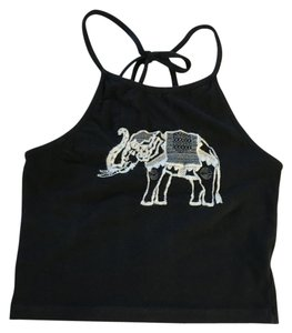 Brandy Melville Elephant Top Multi