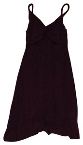 dELiA*s short dress Deep purple on Tradesy
