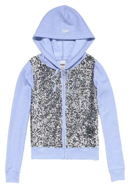 Preload https://item4.tradesy.com/images/pink-lavender-victoria-s-secret-bling-perfect-xs-sweatshirthoodie-size-2-xs-1734638-0-0.jpg?width=400&height=650