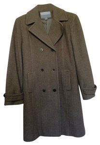 Innovations by IZZI Wool Cashmere Trench Coat