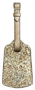 Coach Coach glitter luggage tag