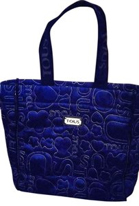 TOUS Tote in Blue