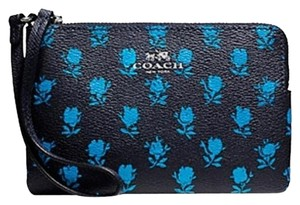Coach Wristlet in Midnight Multi