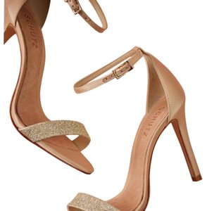 SCHUTZ Gold Formal