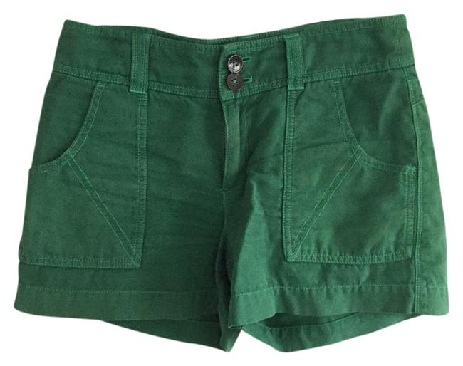 Item - Green Shorts Size 4 (S, 27)