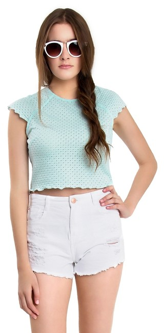Preload https://item4.tradesy.com/images/dolce-vita-mint-t-shirt-1734768-0-0.jpg?width=400&height=650