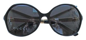 Gucci Oversized Rounded Sunglasses