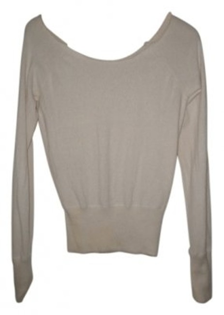 Preload https://img-static.tradesy.com/item/17349/vince-cream-cashmere-off-shoulder-sweaterpullover-size-4-s-0-0-650-650.jpg