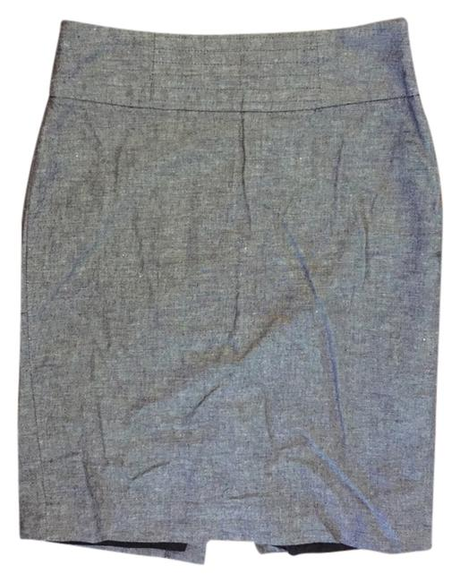 Preload https://item4.tradesy.com/images/banana-republic-black-and-white-tweed-linen-cotton-knee-length-skirt-size-0-xs-25-1734938-0-0.jpg?width=400&height=650