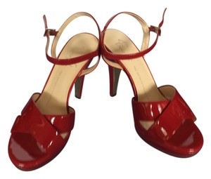 Franco Sarto Red Platforms