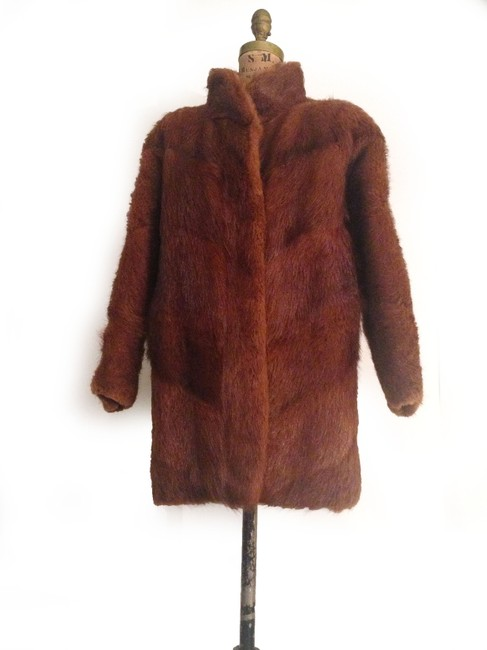 Other Brownfox Sable Fur Coat