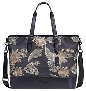 Coach F72074 Tote in HAWAIIAN PALM