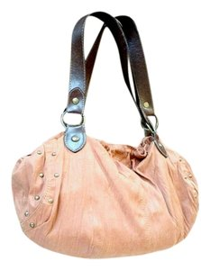 Other Brown Suede Hobo Casual Shoulder Bag