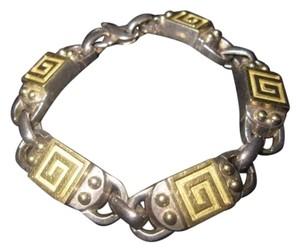 Givenchy vintage 18k gold and sterling/designer jewelry