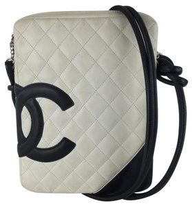 Chanel Cambon Messenger Cross Body Bag