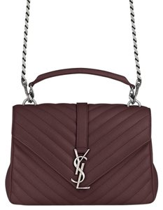 Saint Laurent Large Boyfriend Shoulder Bag On Sale 17